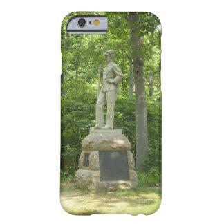décimotercero Pennsylvania reserva la caja del Funda Barely There iPhone 6
