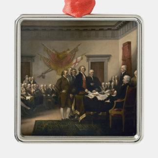 Declaración de Independencia - 1819 Adorno De Navidad