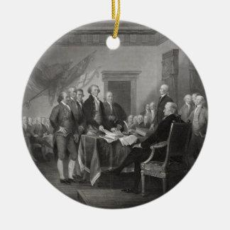 Declaración de Independencia Ornamente De Reyes