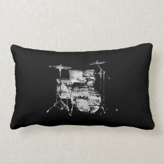 decoración del black&white de la batería cojín lumbar
