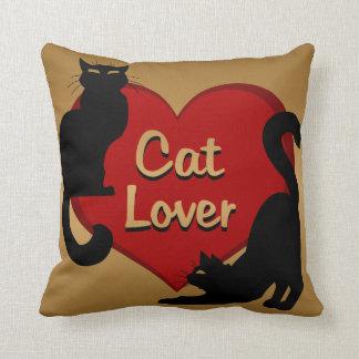 Decoración del gato de los regalos del amante del