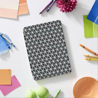 Decoración floral cubierta de iPad air