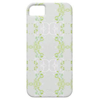 Decoracion floral primavera verde iPhone 5 Case-Mate cárcasa