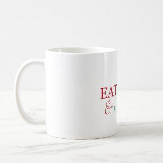 Decoración o regalo del día de fiesta de la taza