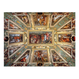 Decoración Palazzo Vecchio Florencia Giorgi del Postal