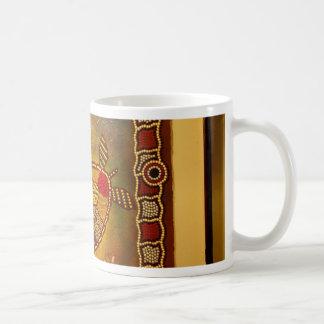 decoración taza