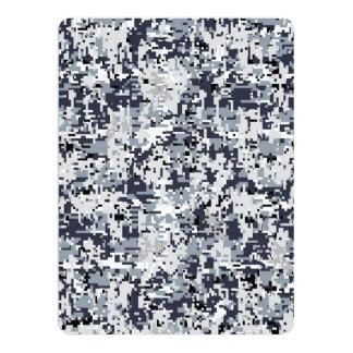 Decoración urbana del camuflaje de Digitaces del Invitación 16,5 X 22,2 Cm