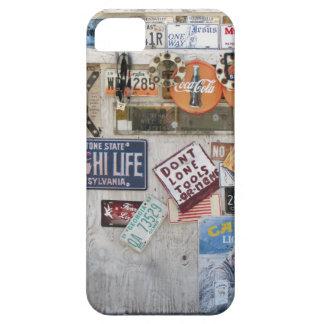 Decoración urbana iPhone 5 Case-Mate cobertura