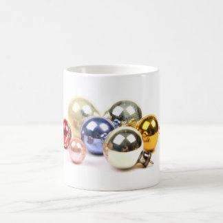 Decoraciones del navidad tazas de café