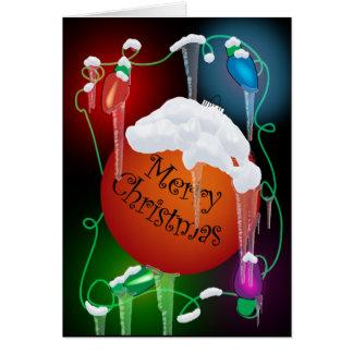 decoraciones tarjeta de felicitación