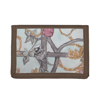 decorativo con una cartera de la torsión