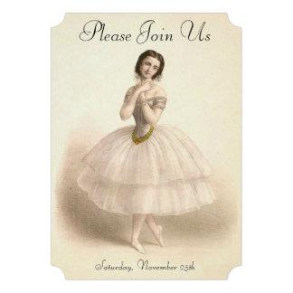 Decreto de la danza del ballet del baile de la bai