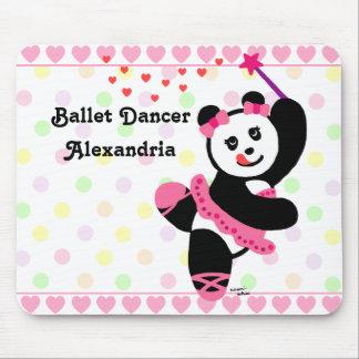 oso bailarín pezones rosados