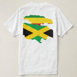 Decriminalize por la camiseta R-Jamaicana