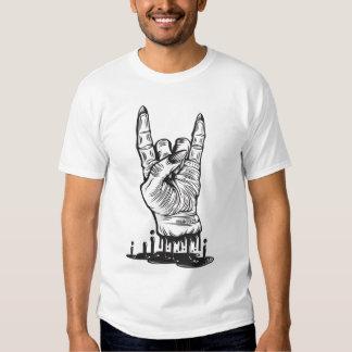 Dedos de Satan Camisas