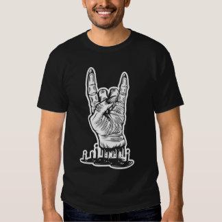 Dedos de Satan Camiseta