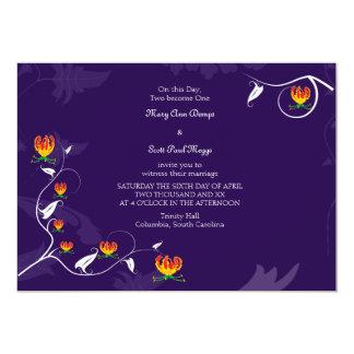 Deep Purple con el lirio vibrante del gloriosa Anuncios