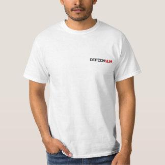 ¡Defcon YUM! Camisa del logotipo y de YUMBomb