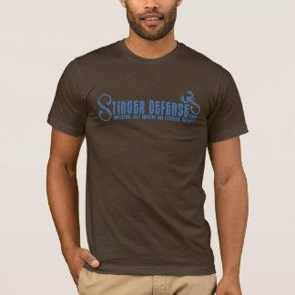 Defensa del aguijón camiseta