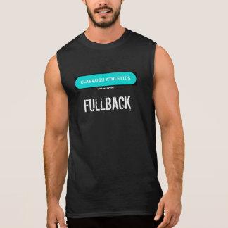 DEFENSA del atletismo de Clabaugh Camiseta Sin Mangas
