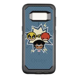 Defensores de Kawaii Funda Commuter De OtterBox Para Samsung Galaxy S8