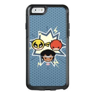 Defensores de Kawaii Funda Otterbox Para iPhone 6/6s