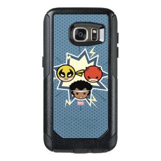Defensores de Kawaii Funda Otterbox Para Samsung Galaxy S7