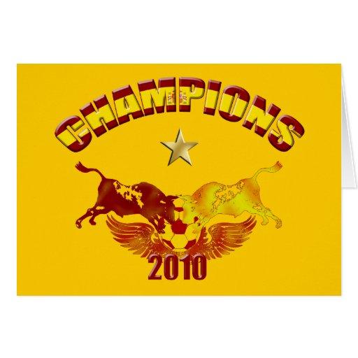 Defiende los toros españoles 2010 de Toro Tarjetón