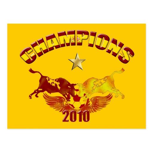 Defiende los toros españoles 2010 de Toro Postales