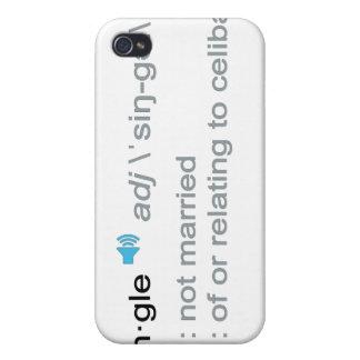 Definición de solo iPhone 4 protector