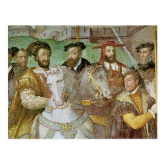 Dei Fasti Farnese de Sala Postal