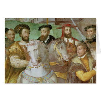 Dei Fasti Farnese de Sala Tarjeta De Felicitación
