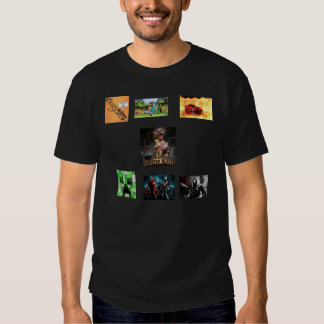 ¡deja la demostración usted algunas imágenes! camiseta