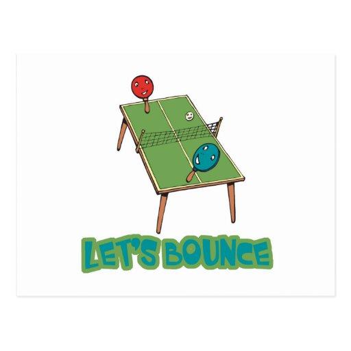 ping pong sayings