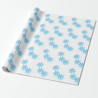 ¡Dejáis le nevar! Papel de embalaje del día de