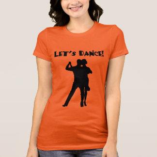 ¡DEJE LA DANZA DE LOS E.E.U.U.! Camiseta