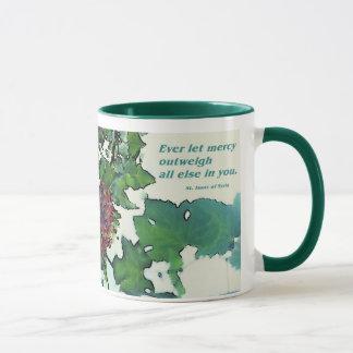 Deje la taza de café de la misericordia