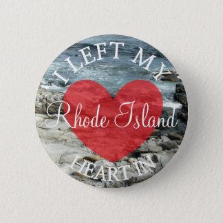 Dejé mi corazón en el botón de Rhode Island