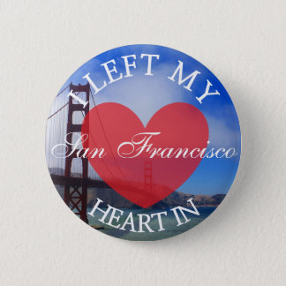Dejé mi corazón en el botón de San Francisco