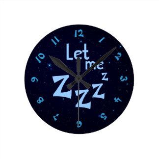 Déjeme reloj de ZZZ