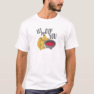 Déjeme sumergir camiseta