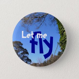 Déjeme volar el botón
