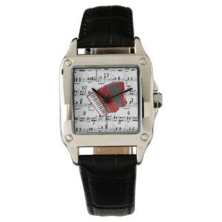 Déjenos polca relojes de mano