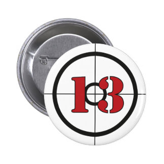 ## del ## 13 chapa redonda de 5 cm