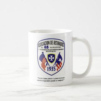 Del 65 de Infanteria del Asoc Taza De Café