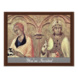 Del Altarpiece Predellatafel tercer de Pisa de Comunicado Personal