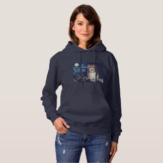 """Del """"arte de la original del suéter con capucha"""