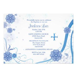 Del azul invitación eternamente