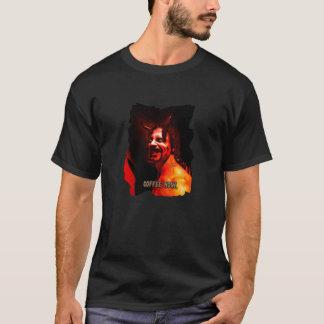Del café demonio ahora camiseta