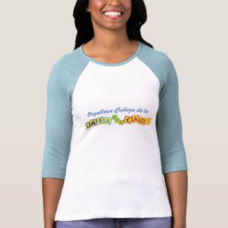 Del Caos de Cabeza de la Casa Camiseta